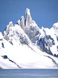 Cerro Torre. No coments!. 3128 mts.